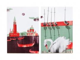 Venice & Swan