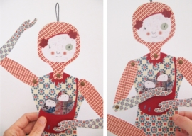MOW Objetos Paper doll Lucia