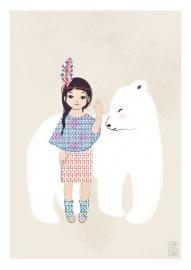 Hug Osita Girl