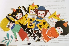 Minifanfan Sticker set Collection 4