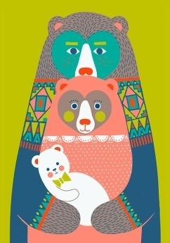 Family Bear baby