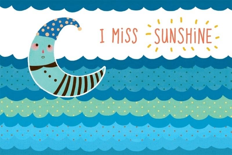 I Miss Sunshine