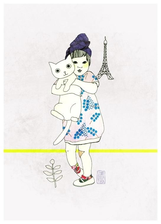 A Paris Izumi