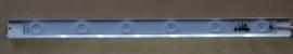 52cm CREE LED balk 6500K 13,2 watt watervast, kleurechtheid minimaal 80 CRI