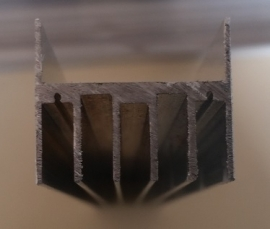 30x25mm koellichaam 50cm
