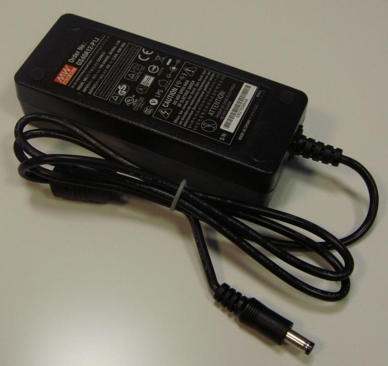 40 watt 12v adapter,