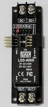 LDD 1000 mA LED driver module