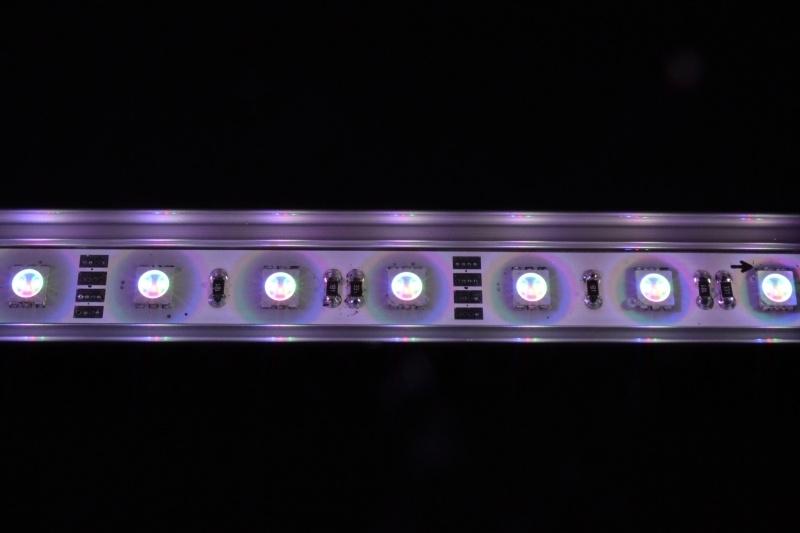 RGB LED balk 52cm 6 watt