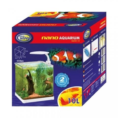 Aqua nova 10L Nano aquarium