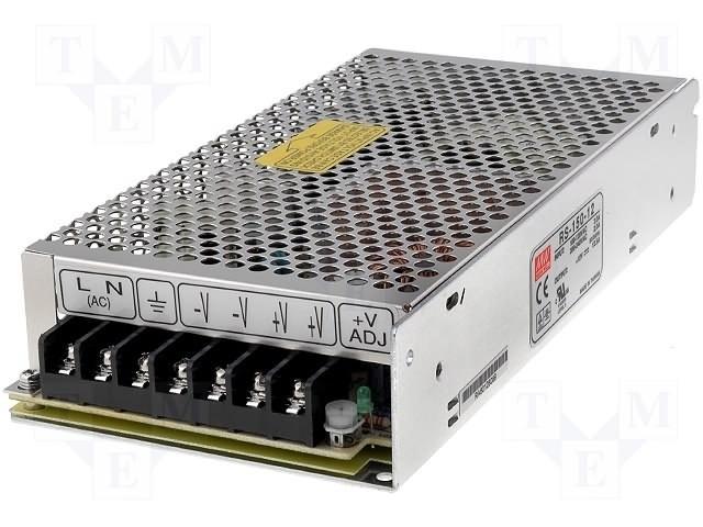 Meanwell 150 watt 12v LED adapter, RS-150-12