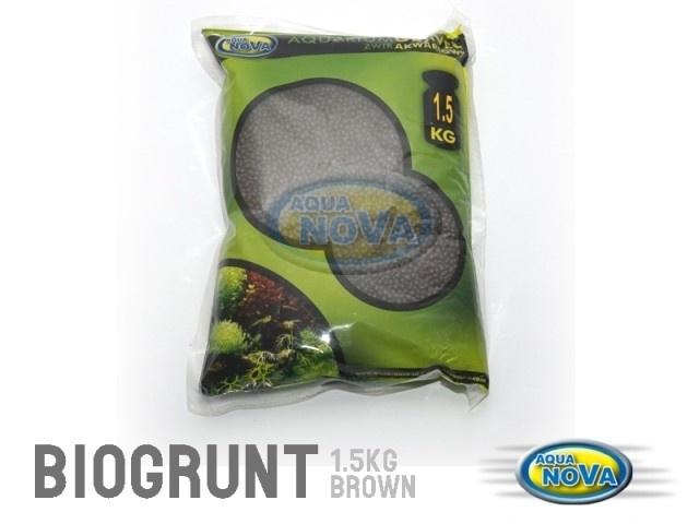Aqua nova (bruin) planten substraat 5 KG