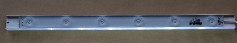 52cm CREE LED balk 6000K 13,2 watt watervast, kleurweergave minimaal 90 CRI