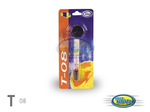 Aqua Nova Glas thermometer (T-08)