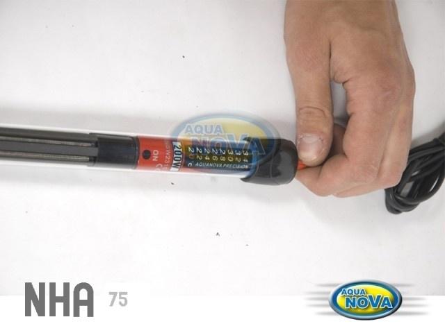 HA-75 Aquarium verwarming 75 watt