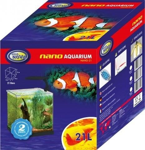 Aqua nova 21L Nano aquarium