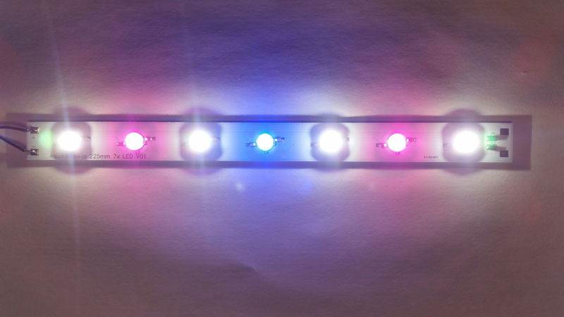 Plant LED strip 7.2 watt