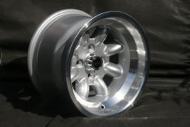 "Minilite velg 4x100, 13""x9J, ET -12 (Repro, Nieuw)"