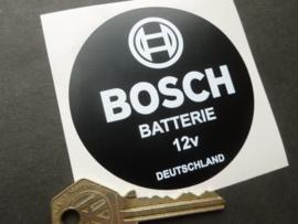 Bosch 12V Accu D=75mm zwart (Nieuw)