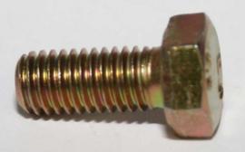 Tapbout M5x10 (Nieuw verzinkt)