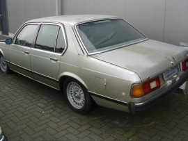 BMW E23 733i 19?? 5-bak (Gesloopt)