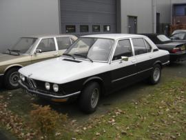 BMW E12 520/4 1974