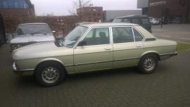 BMW E12 525 1979 (Verkocht)