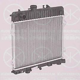 Radiateur 350x432 handgeschakeld met airco (316i M10, 318i M10)