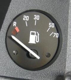 """Benzinemeter """"Symbool"""""""