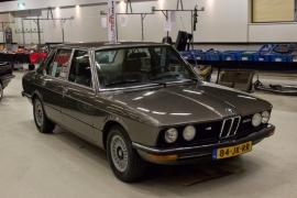 BMW E12 520/6 1979 (Verkocht)