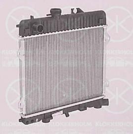 Radiator 518 / 518i met airco, handgeschakeld (Nieuw)
