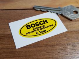 Bosch 6V Accu 25x48 mm geel (Nieuw)