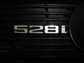 """""""528i"""" Grill repro (Nieuw)"""