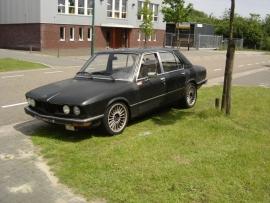 BMW E12 530 19?? (Gesloopt)