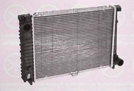 Radiateur 438x324 handgeschakeld met airco (320i M20, 325i M20)