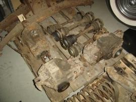 Differentieel 1:3,07 (I=40:13) M30 motor
