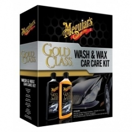 G9966 Gold Class Wash & Wax Kit