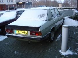 BMW E12 525 1978 (Gesloopt)