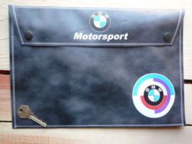 Documentenmap A4 Motorsport grijs (Nieuw)