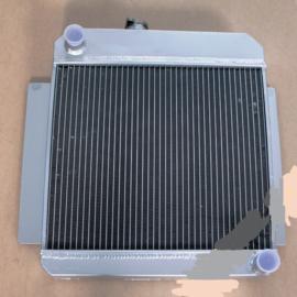 Radiator 1502 - 2002 Tii Aluminium 50mm (Nieuw)