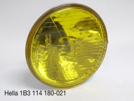 Koplamp Hella dimlicht geel (low beam) LHD (Nieuw)