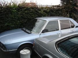 BMW E12 520/6 19?? Automaat
