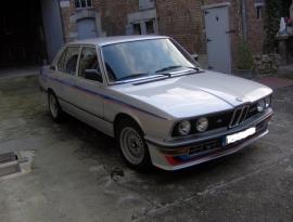 BMW E12 M535i (replica) 1979
