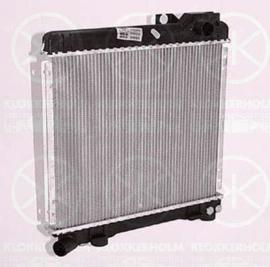 Radiateur 375x432 automaat met airco (320i M20, 323i M20)