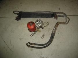Oliekoelerset M30 motor