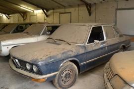 BMW E12 520 Automaat 1973 (Verkocht)