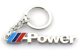 Sleutelhanger M-Power (Repro, Nieuw)
