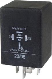 ABS relais 12V 8A (Repro, Nieuw)