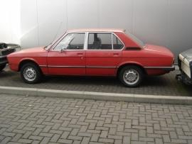 BMW E12 518 1976 (Verkocht)