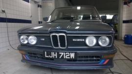 BMW E12 M535i 1981 (Verkocht)