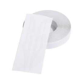 Pinstriping wit dubbel (Repro, Nieuw)